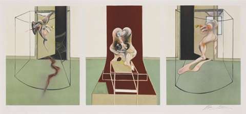 lorestie deschyle triptych by francis bacon