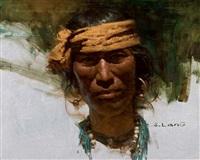 pueblo man by z.s. liang