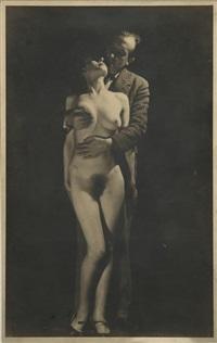 Services de femme nue
