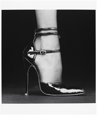 shoe by robert mapplethorpe