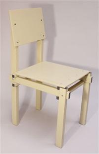 military chair by gerrit thomas rietveld
