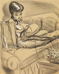 pin up by ward