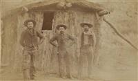 cowboys (+ 6 others; 7 boudoir cards) by mcarthur cullen ragsdale