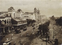 a yank's memories of calcutta by clyde waddell