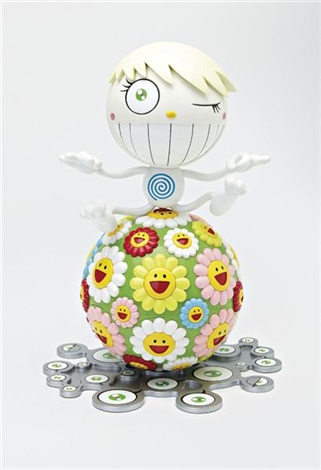 oval peter norton christmas project by takashi murakami