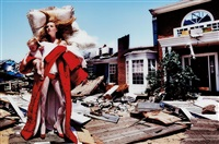the house at the end of the world by david lachapelle