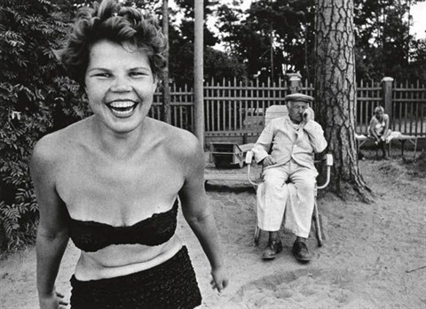 bikini moscow by william klein