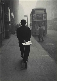 city of london, 1951 by robert frank