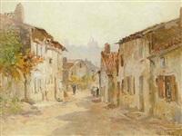 scène sur rue by armand petitjean