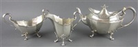 tea service (set of 3) by philip hanson abbot