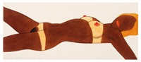 open ended nude #63 by tom wesselmann