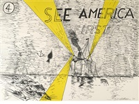 untitled (see america first v) (from see america first portfolio) by horace clifford westermann