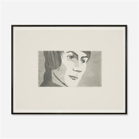 june ekmans class portfolio of 12 by alex katz