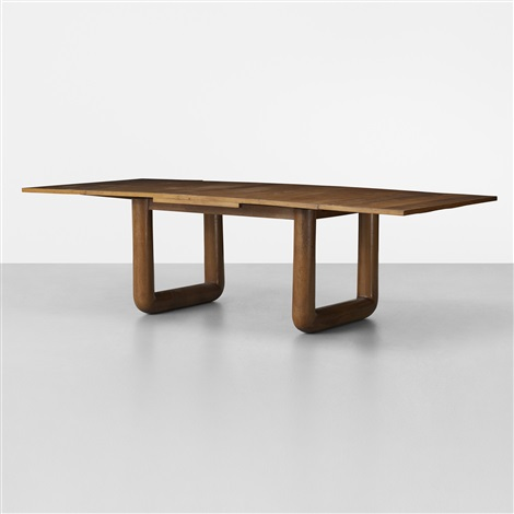 sculpture dining table by jean royère