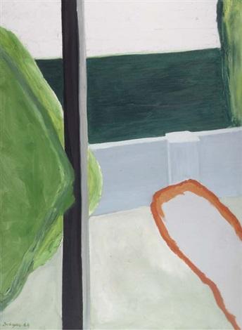 vóór het vlakke groen by raoul de keyser