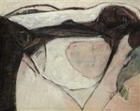 paysage comme féminin by bernard dufour