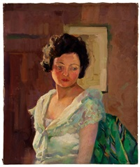 portrait of ruth by barse miller