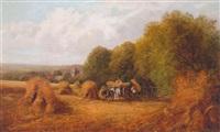 haymaking by john gunson atkinson