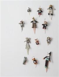 mes petites effigies by annette messager