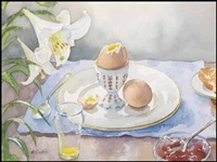 breakfast still life by henry john simpkins