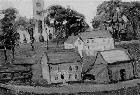 york maine by gertrude fiske