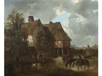 watermill by edward robert smythe