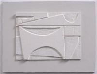 white relief by wilhelmina barns-graham