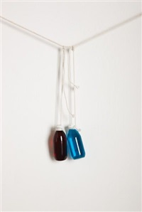 red and blue thing by tony feher