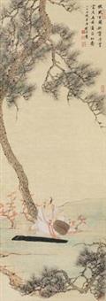 松风高仕图 by liu heng
