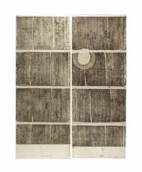 het wesen leevt alleen (8 works) by anton heyboer
