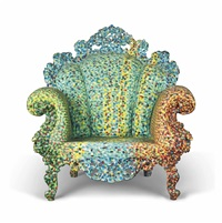 early poltrona di proust armchair by alessandro mendini