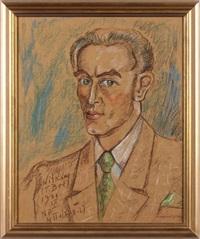 portrait by stanislaw ignacy witkiewicz