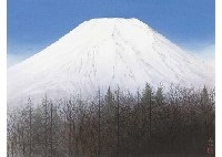 mt. fuji by shinji yamazaki