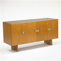 buffet, model #s-404 by j. robert swanson, pipsan swanson saarinen and eliel saarinen