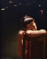 落叶无声 by ma jinghu