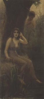 pan and syrinx by edward constable alston