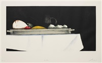 chambered nautilus by julio larraz