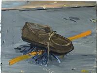 shoe by dana schutz