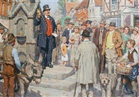 the town crier by william r. stott