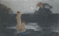 figures by moonlight by james peter quinn