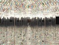 infinity mirror room by yayoi kusama
