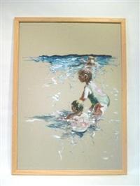 a la plage by robert alonzi