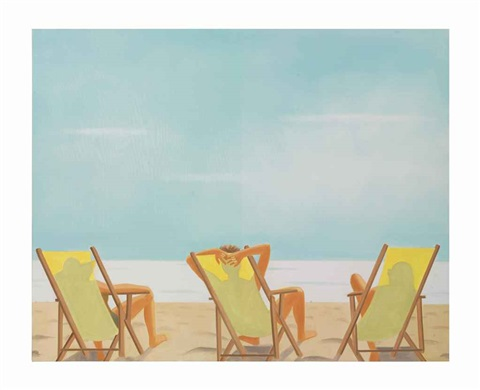 nine am by alex katz