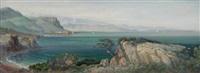 bord de méditerranée by a.d. fioupou