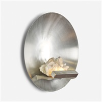 sconce by maria pergay