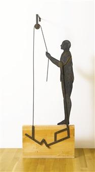 untitled by juan muñoz