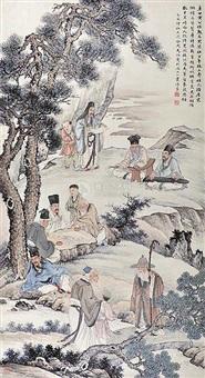 九老图 by ma dai