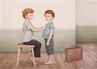 hugo & dylan 2 by loretta lux