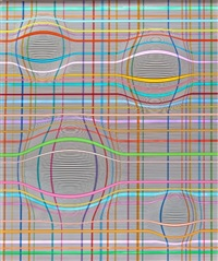 multi bulge sheet no. 3 by linda besemer