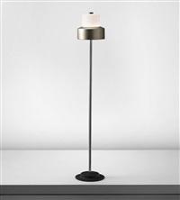 standard lamp, model no. 1076 by gino sarfatti